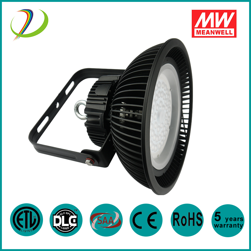 CE RoHS 100W led highbay light Meanwell driver 3030 smd 5 years warranty