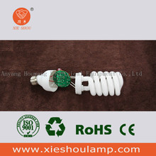 Houwang 18W Pure Tri-Phosphor Powder 3U 4U cfl E27 B22 energy saving bulb/lamp/light
