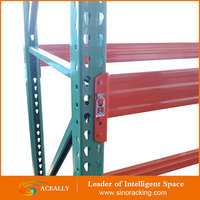 Aceally multi-layer adjustable used pallet rack beams