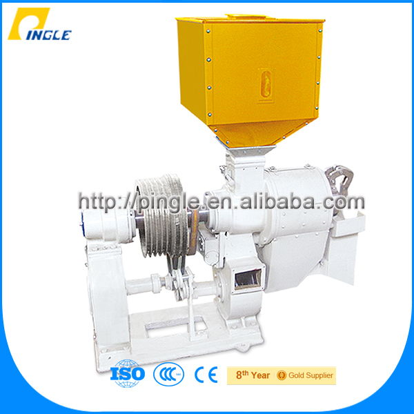 New products corn sheller and polisher machine