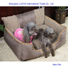 China manufactory new arrival dog bed pet sofa dog house with free door