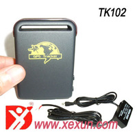 sd card slot gps tracker tk102-2 gps police tracker, Hidden Listening Device with free tracking software