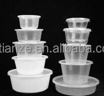 PP raw materials thin wall injection molding grade for food container