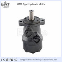 China orbit hydraulic motor/OMR 160 cc motor supplier/hot sale motor BMR
