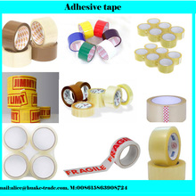 TP-80 Packing material tape sealing glue textured bopp packing tape