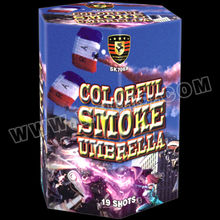19s Colorful Smoke Bomb Daytime Fireworks