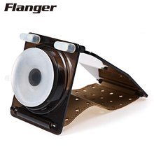 Flanger FA - 80 Utility Guitar Rest Stand Musical Instrument Accessories Foot Pedal Strap Stand and Guitar Neck Nest
