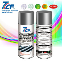 7cf Mirror Chrome Paint for plastic