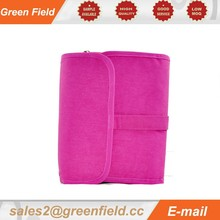Travelling cosmetic bag, folding travel cosmetic bag