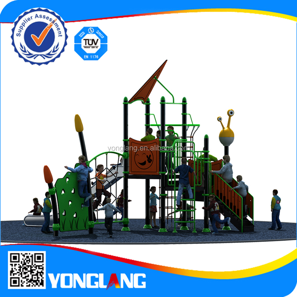 new coming antique kids outdoor sports playground equipment