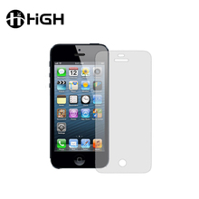 Anti fingerprint full cover glass screen protective films 0.4mm for ipad iphone tempered glass