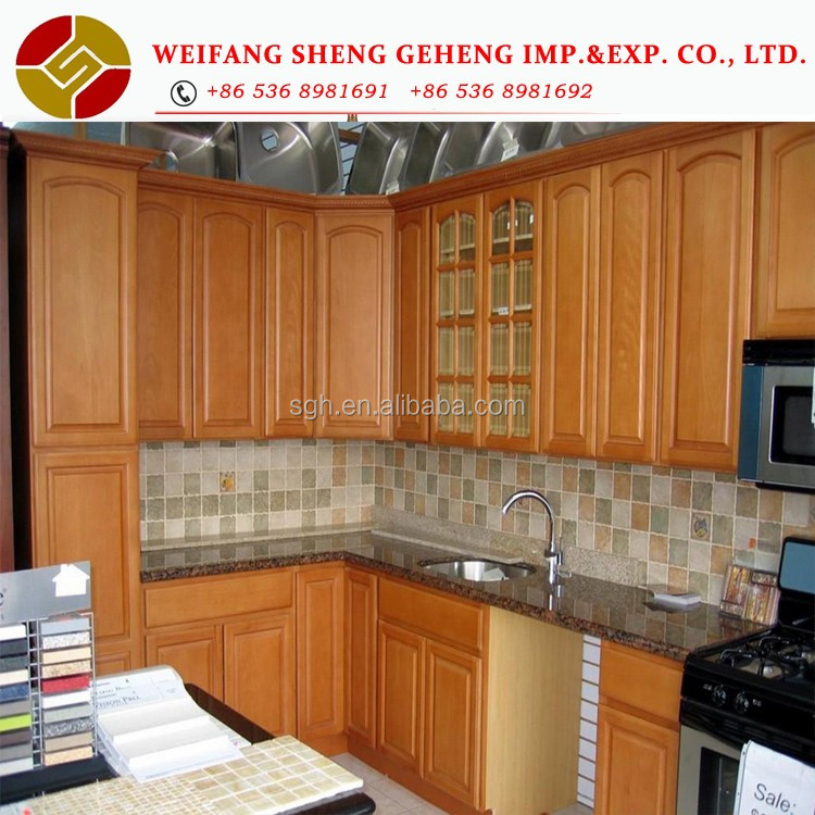 Kitchen Cabinet Kitchen Cabinet Pantry Design Laminated Plywood