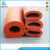flexible fireproof rubber foam thermal insulation pipe