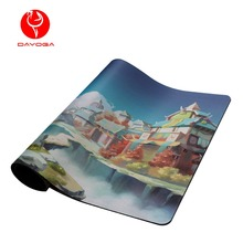Non-toxic Natural Rubber Mouse Pad, Custom Blank Mouse Pad