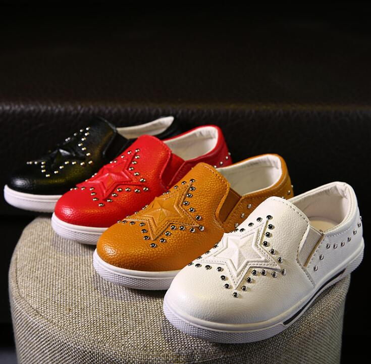 zm10687a autumn shoes for kids new star rivet childrens casual shoes