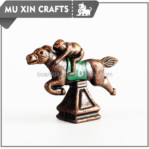 15mm Popular zinc alloy miniature figures for board game
