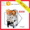 high quality automatic plastic heat cup sealing machine
