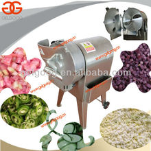 Vegetable Cutting Machine|Good quality fruit cutter machine|Hot sale carrot slicer machine