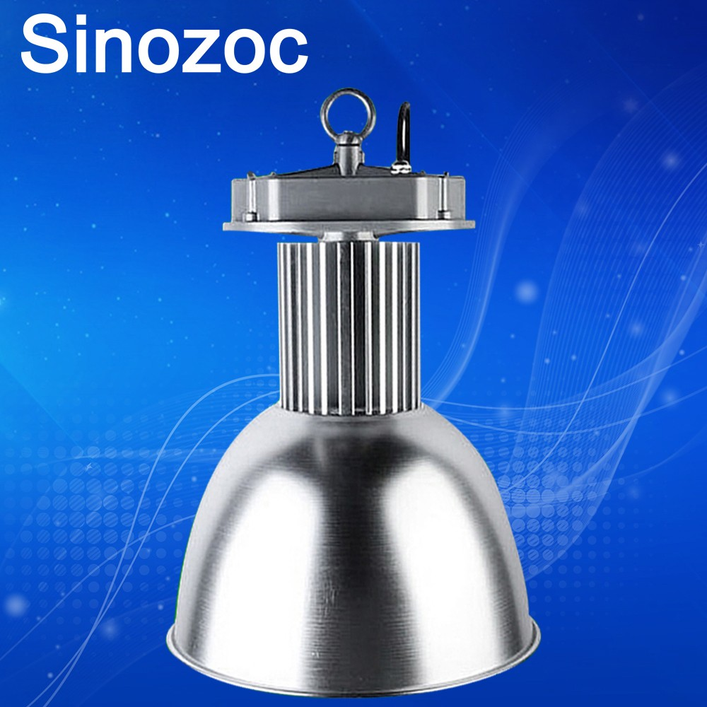 Sinozoc Hight quality LED high bay light high bay LED light for Industrial factory shopping exhibition warehouse gsm