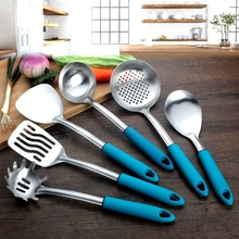 Kitchen accessories stainless steel 304 kitchen cooking utensil set