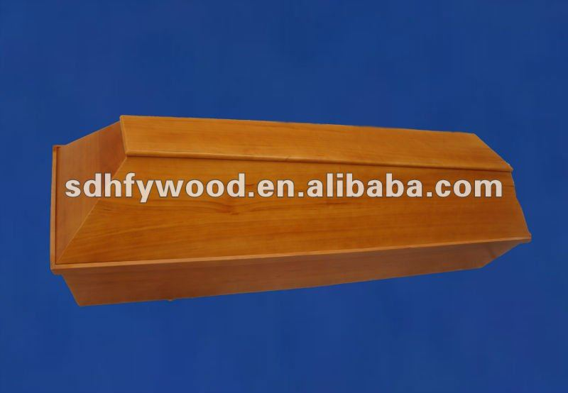affordable german wooden coffin