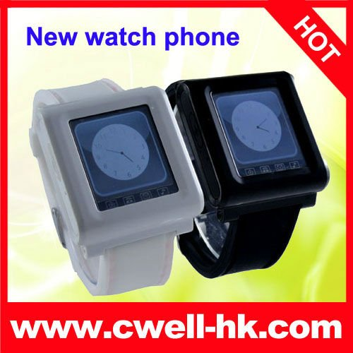 New GSM watch mobile phone,good price