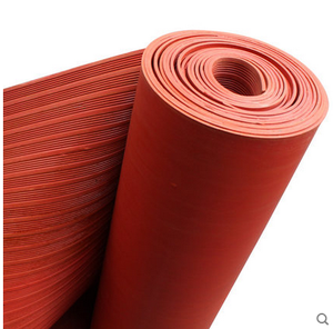 China Supplier Smooth Natural Rubber Sheet Environment-friendly Stable Quality Products