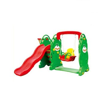 Factory outlet kids indoor play ground equipment slide kids game