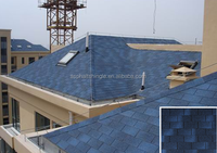 Modified Bitumen Roof Materials Tiles Asphalt Shingles