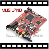 MUSILAND 03 PS 32bit/384kHz PCI Sound Cards