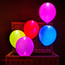 12 inch balloon led light balloon inflatable led balloon light