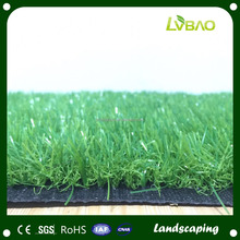 30mm Factory Directly Wholesale Floor Carpet Green Artificial Landscaping Grass
