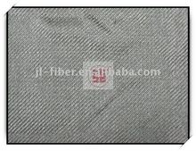 electrically conductive woven metal fabric