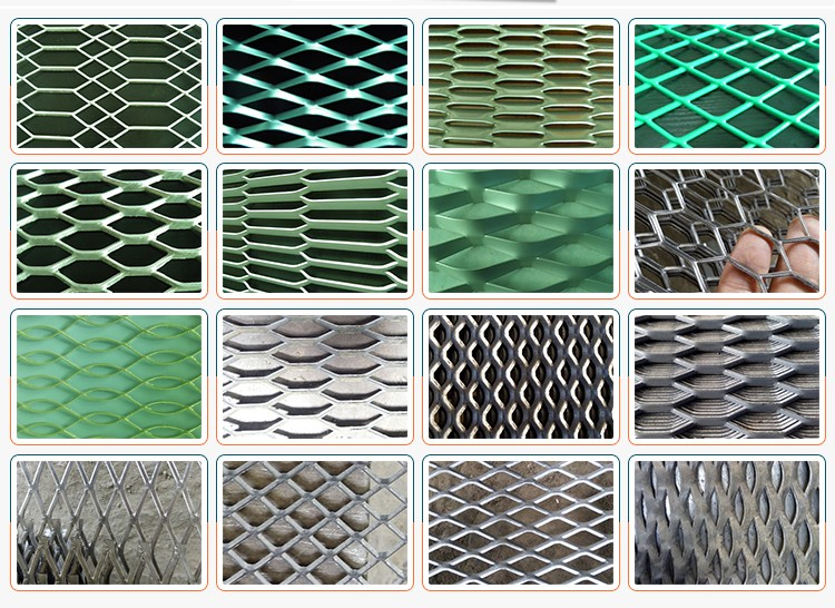 Menards Industrial carbon steel expanded metal mesh