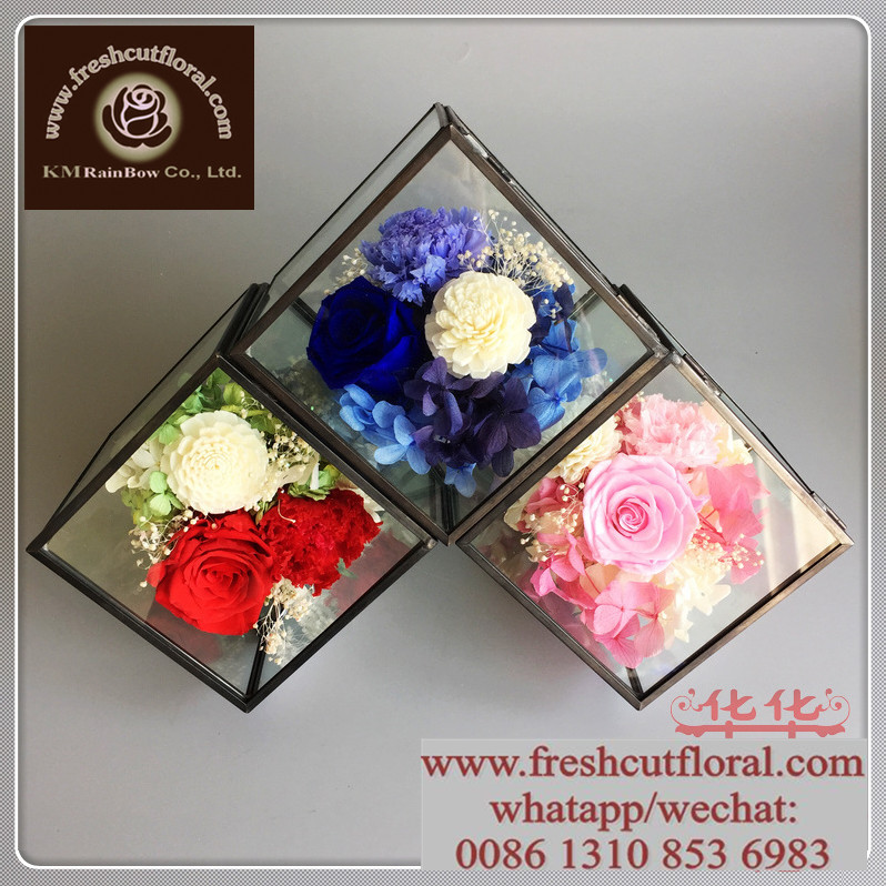Celebrated Pressed Wedding Flowers For Bridal Bouquet Flowers