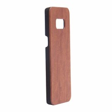 2017 new wood Rosewood cell phone cover case for samsung s8