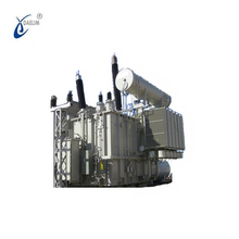 138kv 140mva oil Three Winding Power Transformer with Copper Winding