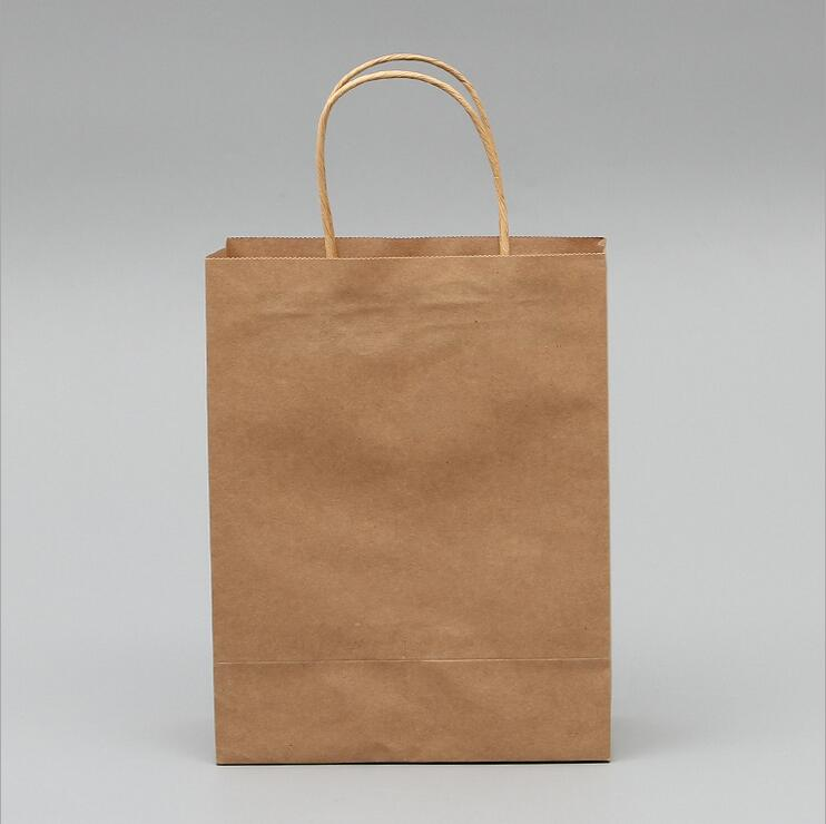 2016 China New Innovative Product food grade brown kraft paper bag for food with clear window