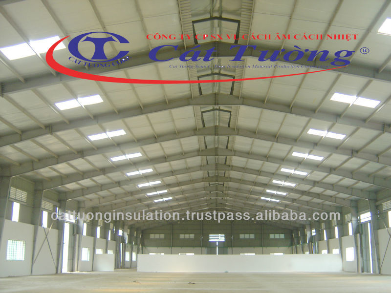 Insulation material for house with bubble air and aluminum foil on both side from Vietnam