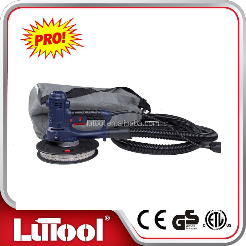 LUTOOL Electric Drywall Sander with LED Light