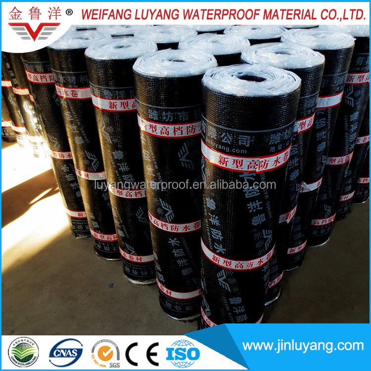 Cheap Roofing SBS Modified Bitumen Waterproof Membrane from Factory