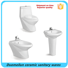Saving space easy install bathroom used portable wc toilet prices
