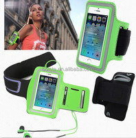 2014 New Arrival custom neoprene captain armband for iphone 4s 5 5s