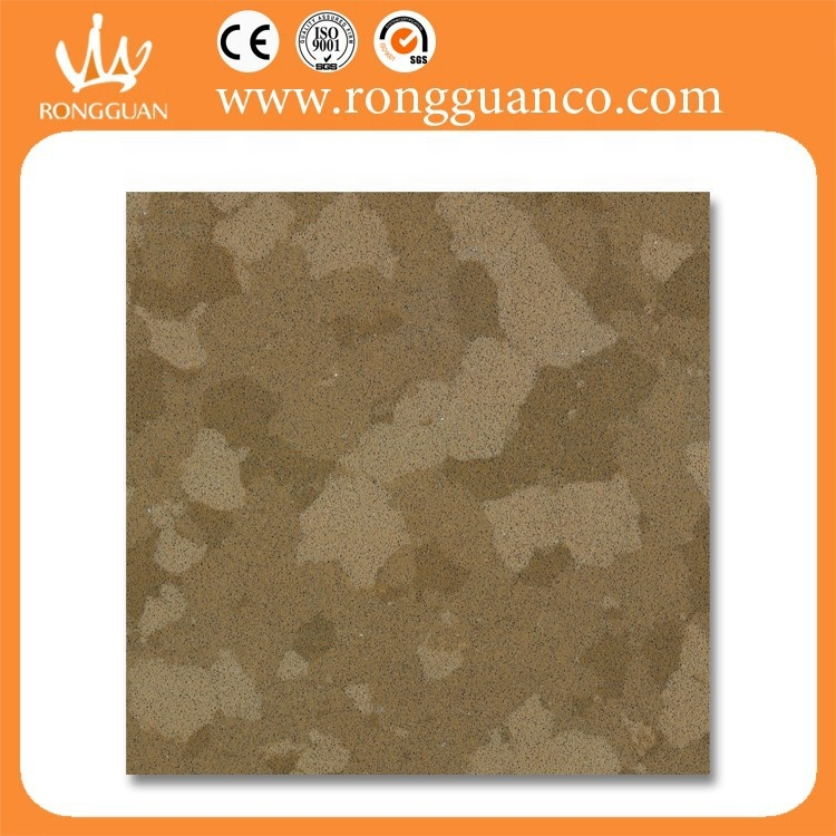 brown color engineered stone bathroom sink stone