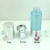 Aluminum Cosmetics Airless Pump Dispenser
