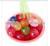 Factory price Magic Water Balloons/bunch 0 balloon /3 bunch 111 pieces water balloon