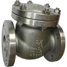 stainless steel check valve cast