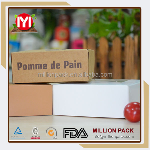 All Kinds of Chinese Triangle Sandwich Packing Box
