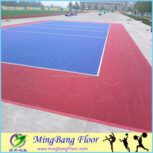 used sport court flooring,multi-purpose sports court flooring