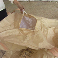 China factory manufacture good quality PP woven jumbo bag for salt and calcium carbonate